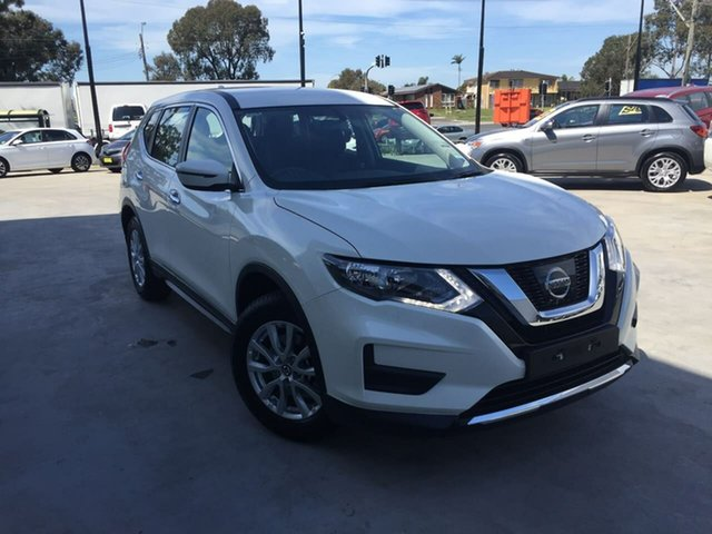 Used Nissan X-Trail T32 Series II ST X-tronic 2WD, 2020 Nissan X-Trail T32 Series II ST X-tronic 2WD White 7 Speed Constant Variable Wagon