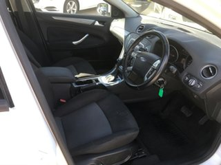 2011 Ford Mondeo MC LX PwrShift TDCi White 6 Speed Automatic Wagon.