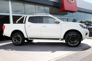 2020 Nissan Navara D23 S4 MY20 ST-X White Diamond 7 Speed Sports Automatic Utility