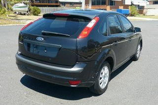 2008 Ford Focus LT CL Black 5 Speed Manual Hatchback.