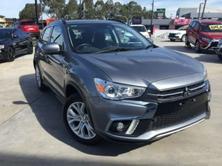 2019 Mitsubishi ASX XC MY19 ES 2WD ADAS Grey 1 Speed Constant Variable Wagon.