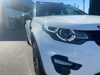 2016 Land Rover Discovery Sport L550 17MY TD4 180 HSE White 9 Speed Sports Automatic Wagon.