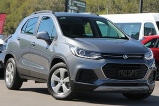 2019 Holden Trax TJ MY19 LS Grey 6 Speed Automatic Wagon.