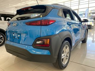 2020 Hyundai Kona OS.3 MY20 Active 2WD Blue Lagoon 6 Speed Sports Automatic Wagon