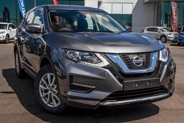 Used Nissan X-Trail T32 ST X-tronic 2WD, 2017 Nissan X-Trail T32 ST X-tronic 2WD Grey 7 Speed Constant Variable Wagon