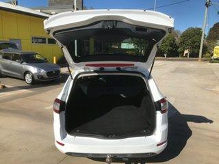 2011 Ford Mondeo MC LX PwrShift TDCi White 6 Speed Automatic Wagon
