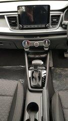 2020 Kia Rio YB MY21 S Silky Silver 6 Speed Automatic Hatchback
