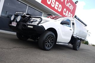 2016 Mazda BT-50 UR0YE1 XT 4x2 Hi-Rider 6 Speed Sports Automatic Cab Chassis.