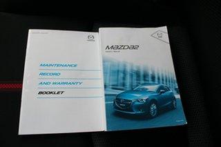 2016 Mazda 2 DJ2HA6 Genki SKYACTIV-MT White 6 Speed Automatic Hatchback