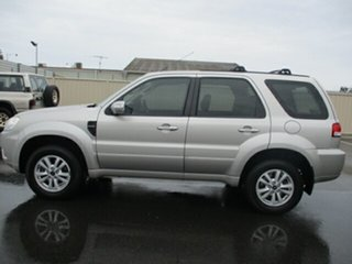 2010 Ford Escape ZD MY10 Silver 4 Speed Automatic SUV