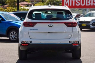 2019 Kia Sportage QL MY20 S 2WD White 6 Speed Sports Automatic Wagon