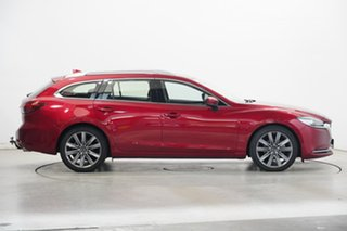 2019 Mazda 6 GL1033 GT SKYACTIV-Drive Red 6 Speed Sports Automatic Wagon