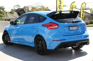 2017 Ford Focus LZ RS AWD Limited Edition Nitrous Blue 6 Speed Manual Hatchback.