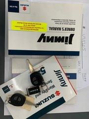 2018 Suzuki Jimny JB74 Grey 5 Speed Manual Hardtop.
