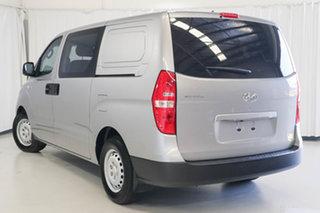 2016 Hyundai iLOAD TQ3-V Series II MY16 Silver 5 Speed Automatic Van.