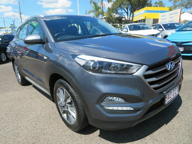 Used Hyundai Tucson TL MY18 Active X 2WD, 2018 Hyundai Tucson TL MY18 Active X 2WD Grey 6 Speed Sports Automatic Wagon