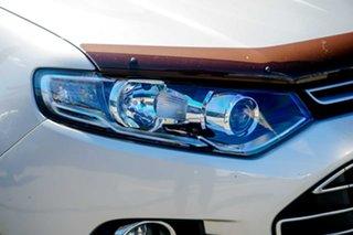 2014 Ford Territory SZ TS Seq Sport Shift Silver 6 Speed Sports Automatic Wagon