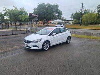 2019 Holden Astra BK R PLUS Summit White 6 Speed Automatic Hatchback.