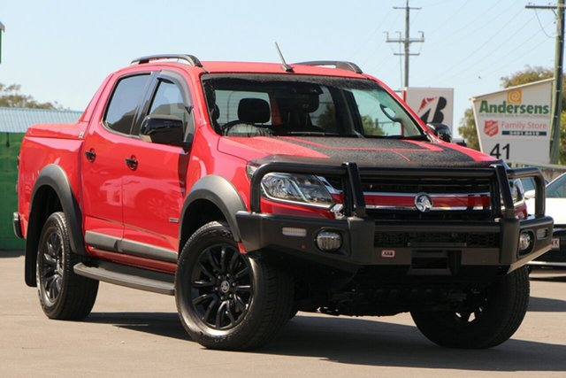 Used Holden Colorado RG MY20 Z71 Pickup Crew Cab, 2019 Holden Colorado RG MY20 Z71 Pickup Crew Cab Red 6 Speed Sports Automatic Utility