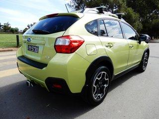 2015 Subaru XV G4X MY14 2.0i-S AWD Plasma Green 6 Speed Manual Wagon.