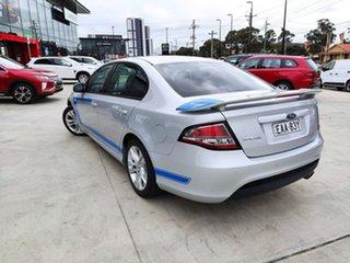 2012 Ford Falcon FG MkII XR6 Silver 6 Speed Sports Automatic Sedan.