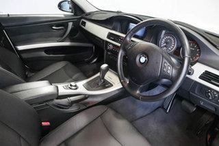 2007 BMW 3 Series E90 320i Steptronic White 6 Speed Automatic Sedan