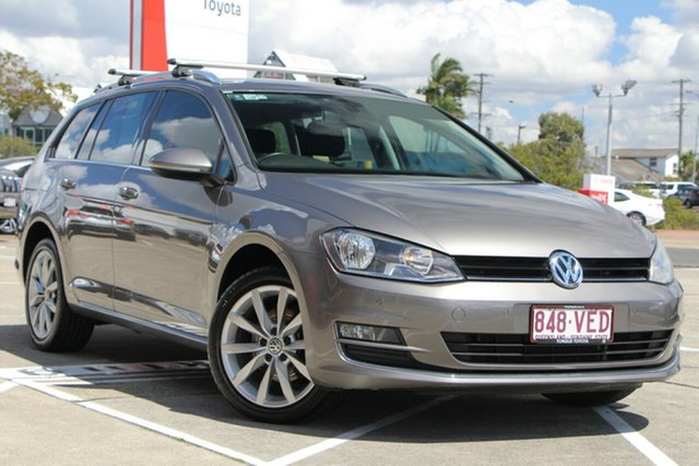 Used Volkswagen Golf VII MY15 103TSI DSG Highline, 2014 Volkswagen Golf VII MY15 103TSI DSG Highline 7 Speed Sports Automatic Dual Clutch Wagon