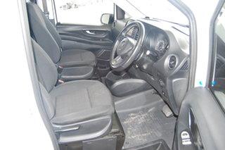 2017 Mercedes-Benz Vito 447 114BlueTEC LWB 7G-Tronic + White 7 Speed Sports Automatic Van