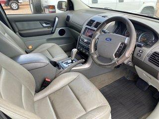 2004 Ford Territory SX Ghia AWD 4 Speed Sports Automatic Wagon