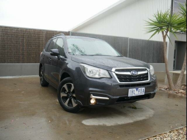 Used Subaru Forester MY15 2.5I-L, 2016 Subaru Forester MY15 2.5I-L Grey Continuous Variable Wagon