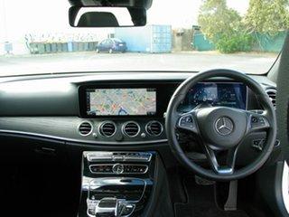 2017 Mercedes-Benz E200 213 White 9 Speed Automatic G-Tronic Sedan