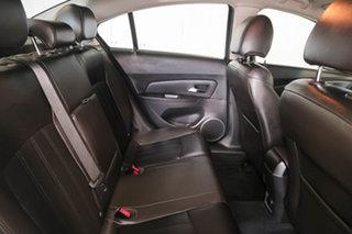 2011 Holden Cruze JH Series II MY11 CDX White 6 Speed Sports Automatic Sedan