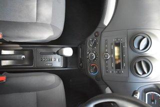 2011 Holden Barina TK MY11 Silver 4 Speed Automatic Sedan