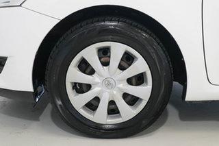 2009 Toyota Corolla ZRE152R Ascent White 6 Speed Manual Sedan