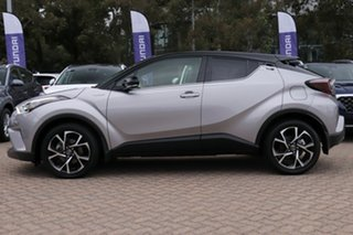 2017 Toyota C-HR NGX50R Koba Silver Continuous Variable Wagon