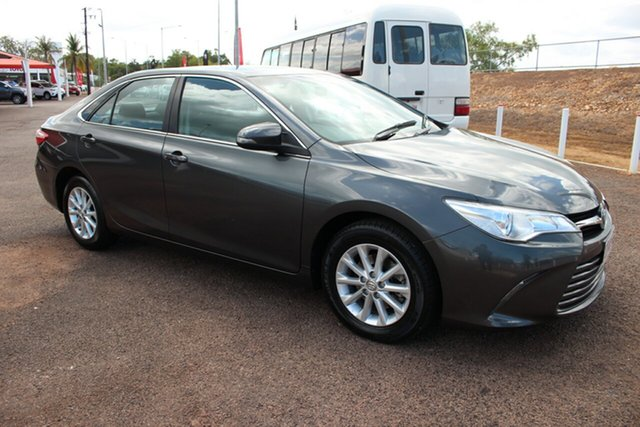 Used Toyota Camry ASV50R Altise, 2015 Toyota Camry ASV50R Altise 6 Speed Automatic Sedan