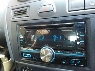 2008 Ford Fiesta WQ LX Grey 5 Speed Manual Hatchback