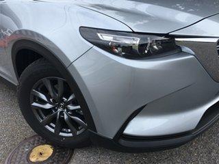 2020 Mazda CX-9 TC Sport SKYACTIV-Drive Sonic Silver 6 Speed Sports Automatic Wagon.