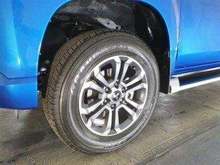 2020 Mitsubishi Triton MR MY20 GLS Double Cab Premium Blue 6 Speed Sports Automatic Utility