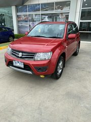 2013 Suzuki Grand Vitara JB MY13 Urban 2WD Red 4 Speed Automatic Wagon.