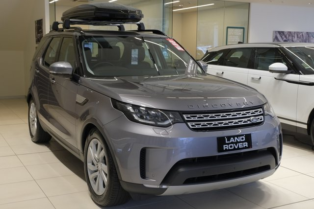 Demo Land Rover Discovery Series 5 L462 MY20 HSE, 2019 Land Rover Discovery Series 5 L462 MY20 HSE Eiger Grey 8 Speed Sports Automatic Wagon