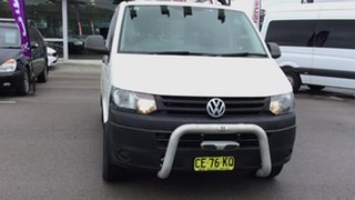 2015 Volkswagen Transporter T5 MY15 TDI340 SWB DSG White 7 Speed Sports Automatic Dual Clutch Van