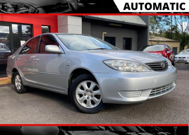 Used Toyota Camry ACV36R MY06 Altise Limited, 2006 Toyota Camry ACV36R MY06 Altise Limited Metallic Silver 4 Speed Automatic Sedan