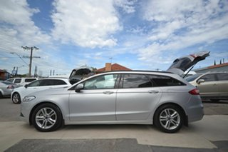 2017 Ford Mondeo MD Facelift Ambiente TDCi Silver 6 Speed Automatic Wagon