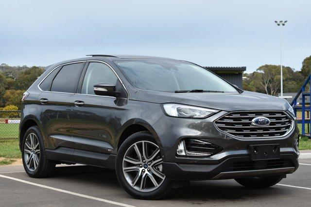 Used Ford Endura CA 2019MY Titanium, 2019 Ford Endura CA 2019MY Titanium Grey 8 Speed Sports Automatic Wagon