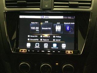 2019 Mazda BT-50 UR0YG1 Boss Snowflake White 6 Speed Sports Automatic Utility