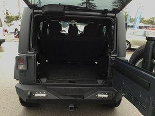 2017 Jeep Wrangler JK MY18 Unlimited Sport Grey 6 Speed Manual Softtop