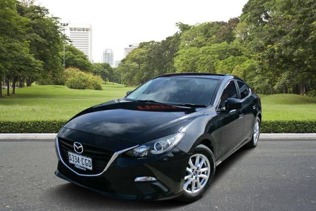 Used Mazda 3 BM5276 Touring SKYACTIV-MT, 2014 Mazda 3 BM5276 Touring SKYACTIV-MT Black 6 Speed Manual Sedan