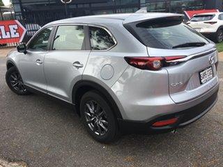 2020 Mazda CX-9 TC Sport SKYACTIV-Drive Sonic Silver 6 Speed Sports Automatic Wagon