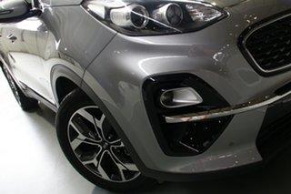 2018 Kia Sportage QL MY19 AO Edition Grey 6 Speed Automatic Wagon.